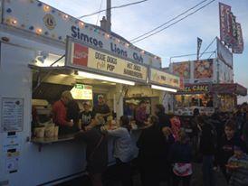 Simcoe Lions Food Truck